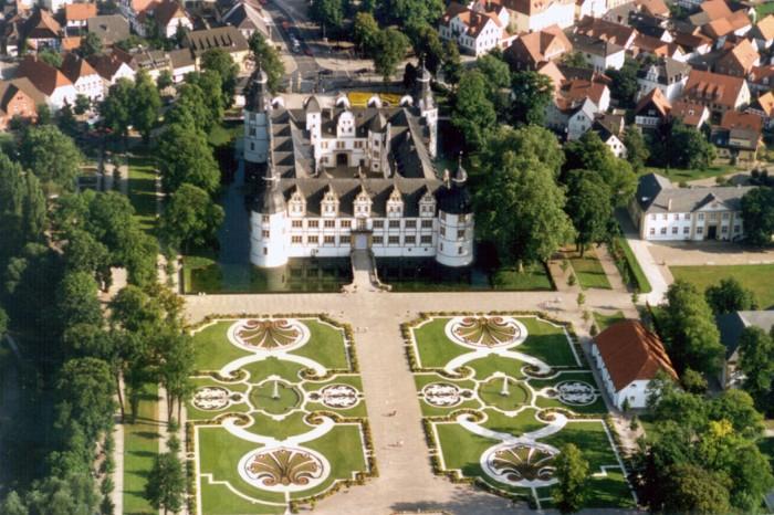 Schloß- und Auenpark Paderborn