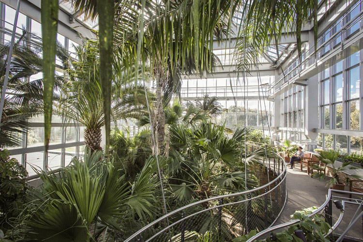 Gruson Gewachshauser Parks Und Garten