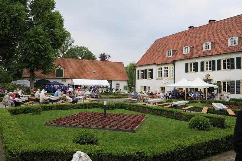 Kurpark Bad Holzhausen Preussisch Oldendorf Parks Und Garten