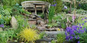 Ein Garten in Aukrug